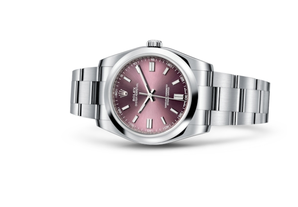 Oyster Perpetual 36 - Red grape, Oystersteel