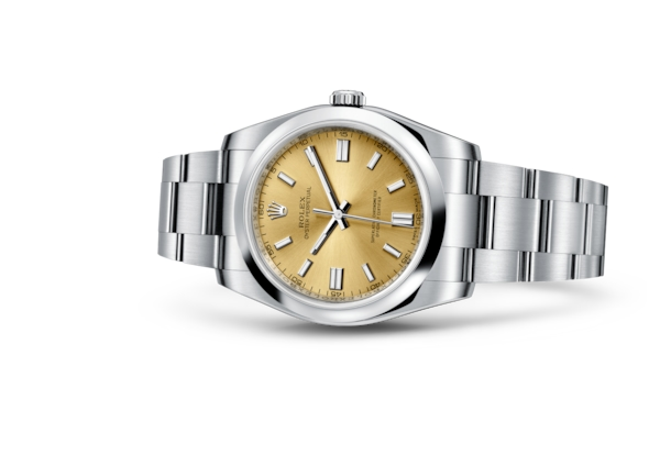 Oyster Perpetual 36 - White grape, Oystersteel