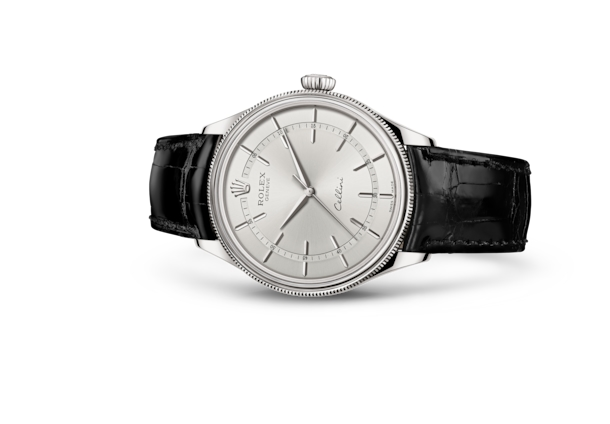Cellini Time - Rhodium, white gold